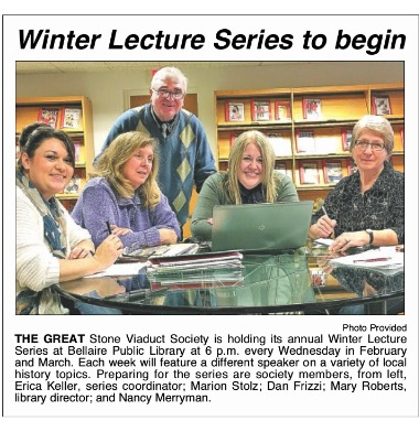 2017 Winter Lecture Series